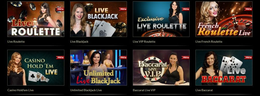 Live Casino Strategien