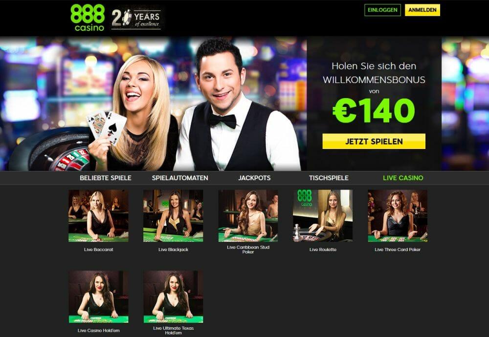 888 casino startseite vorschau