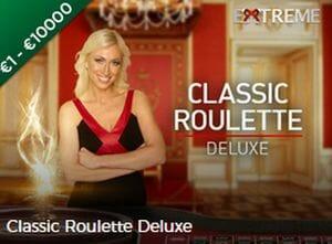 Live Croupier Roulette