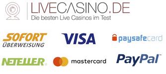 Sicherheit bei LiveCasino.de