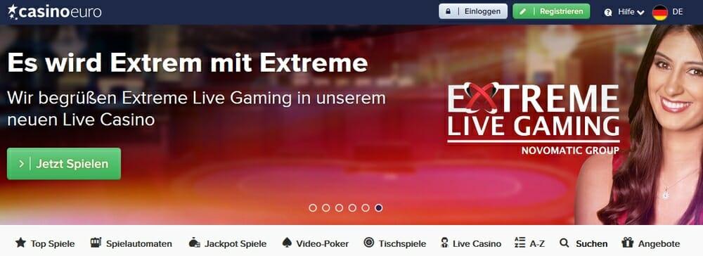 online casino euro kostenlos spie