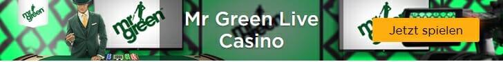 Mr. Green Live Angebot width=