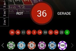 Einsatzoptionen im Winner Casino