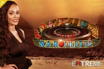Book of Ra Roulette Logo