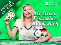 Deutsches Live Blackjack Logo