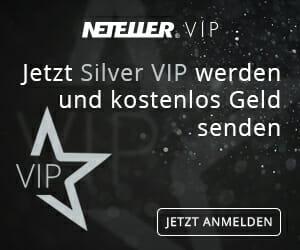 Neteller VIP Angebot