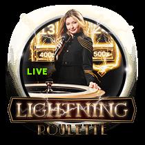 Lightning Roulette Logo