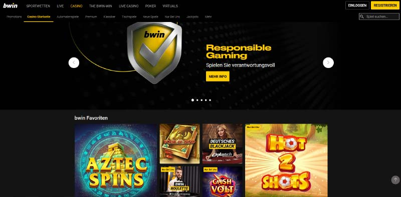 Bwin Casino Geht Nicht