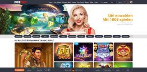 NetBet Vorschau Casino