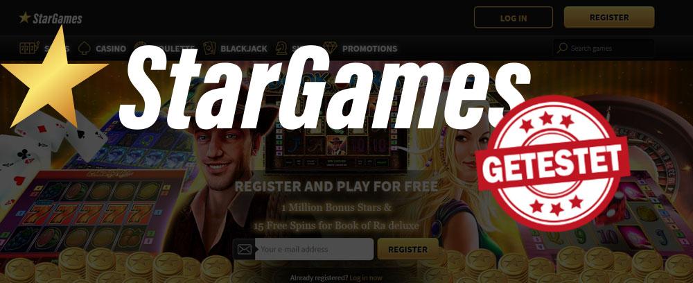 Stargames Titelbild