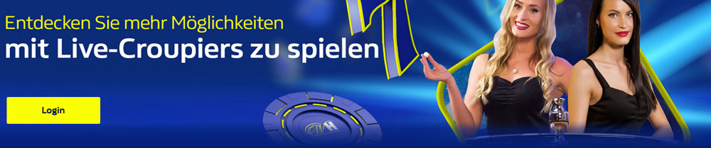 William Hill Live Banner