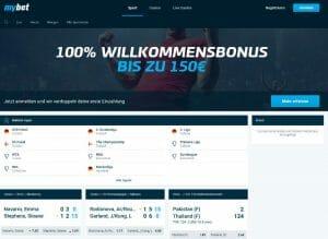 MyBet Sportwetten
