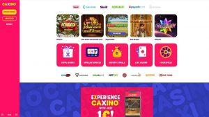 Caxino Casino Angebot