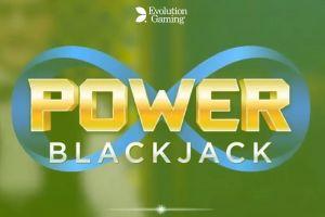 Power Blackjack Logo