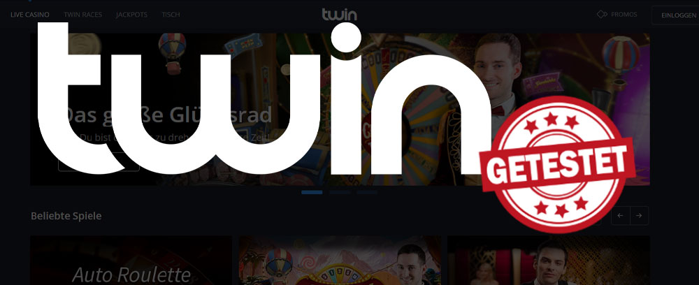 Twin Live Casino Titelbild